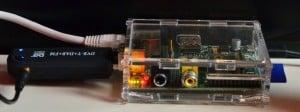 Raspberry Pi z SDR