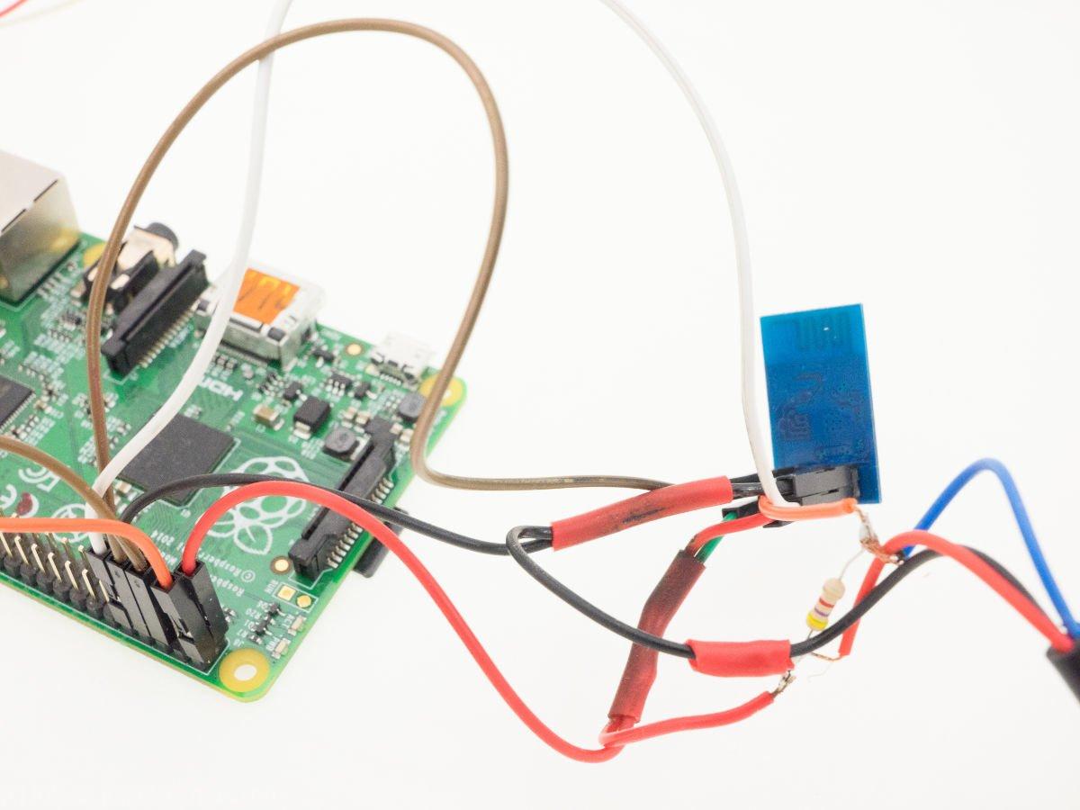 Raspberry Pi + ESP8266