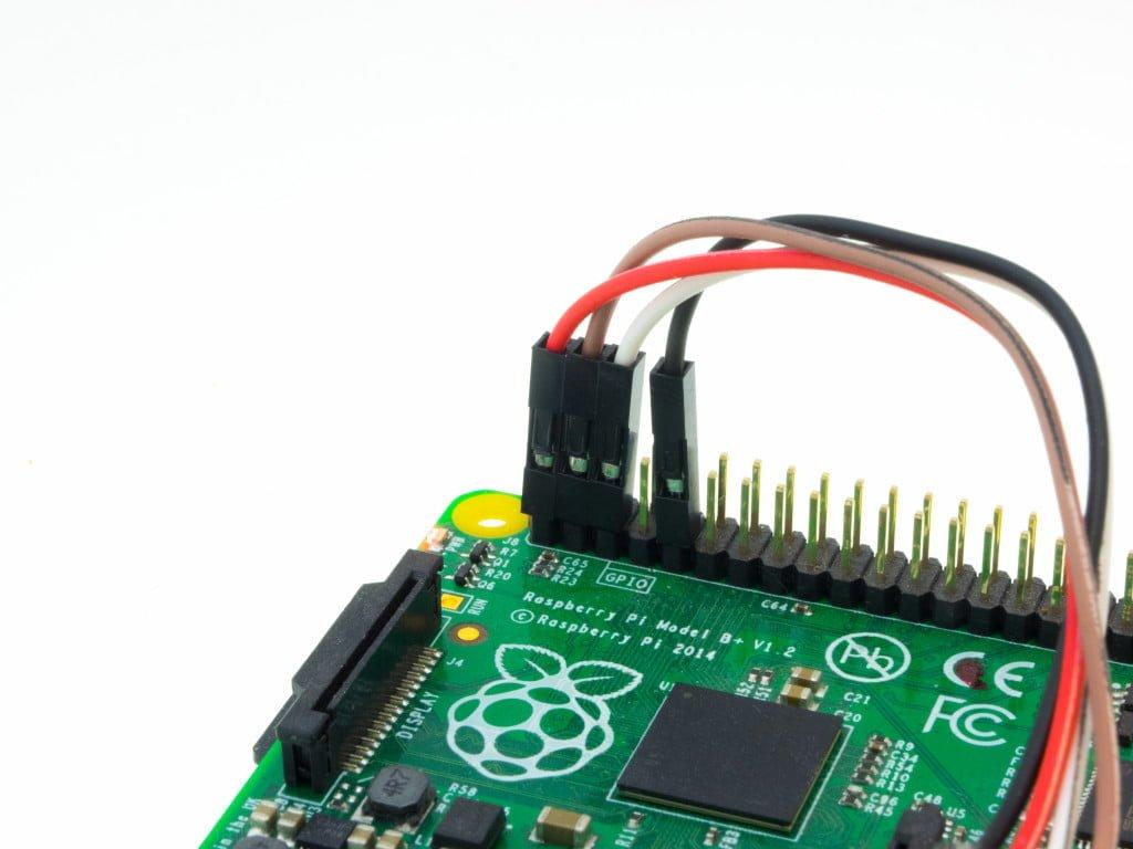 Wyświetlacz OLED SSD1306 - podłączenie do RPi
