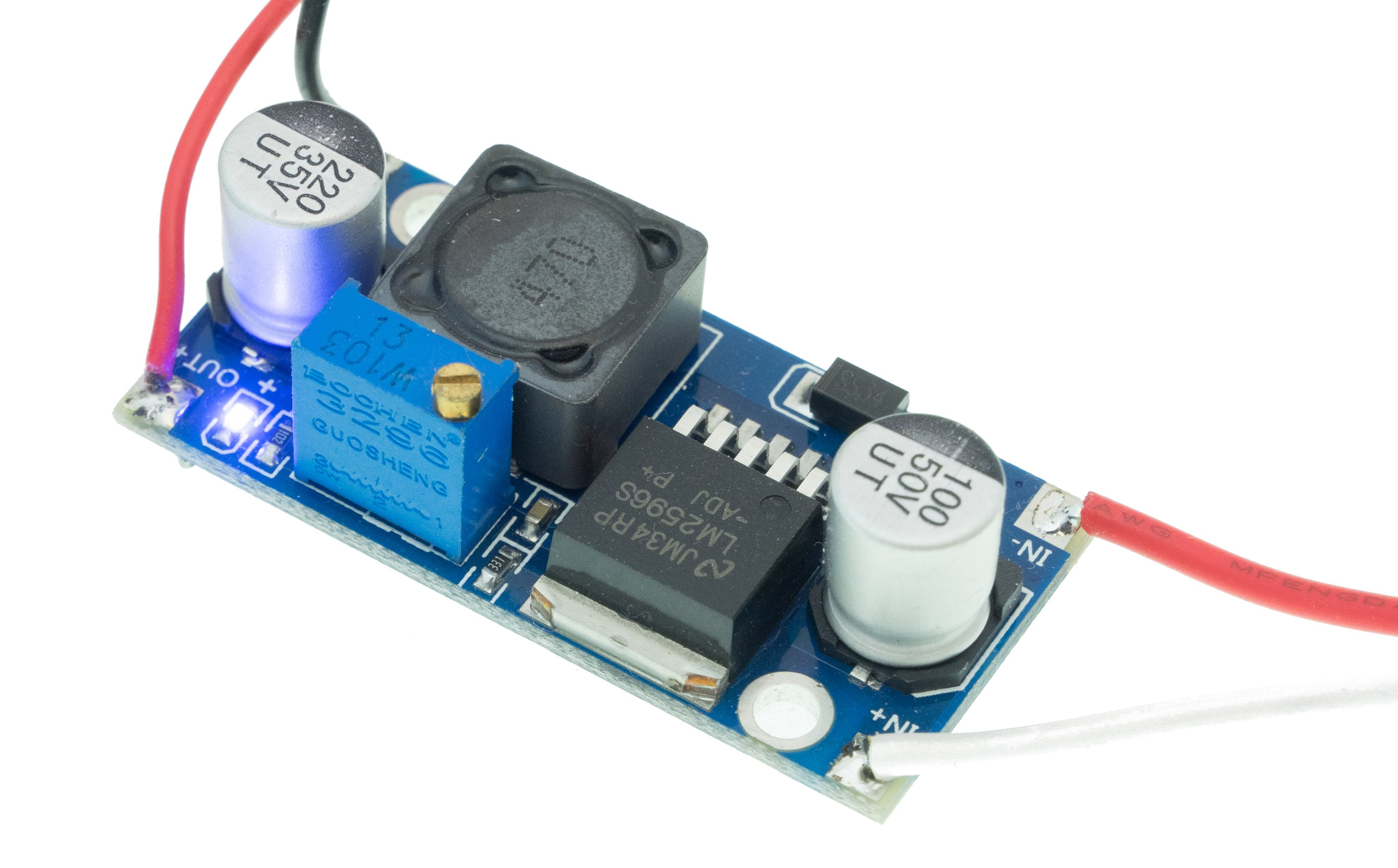 DC-DC step down module