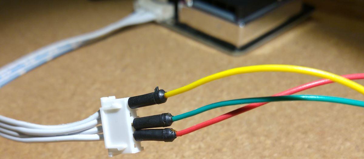 Podłączenie SDS011 do ESP8266
