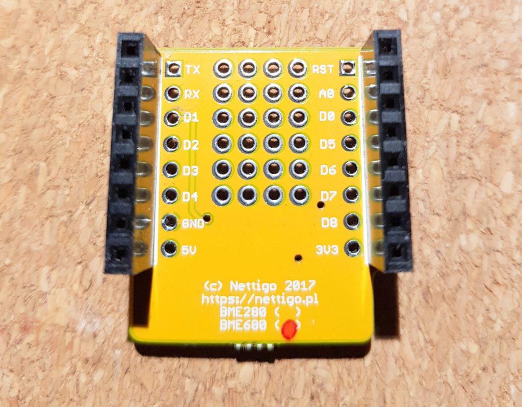 BME680 - back