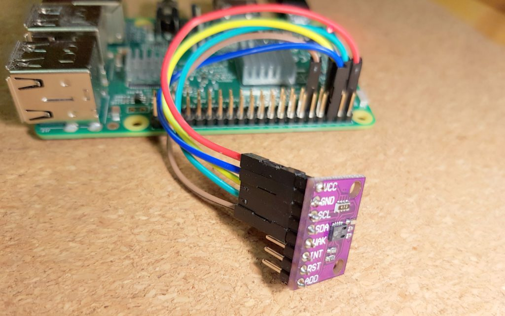 CCS811 - wiring