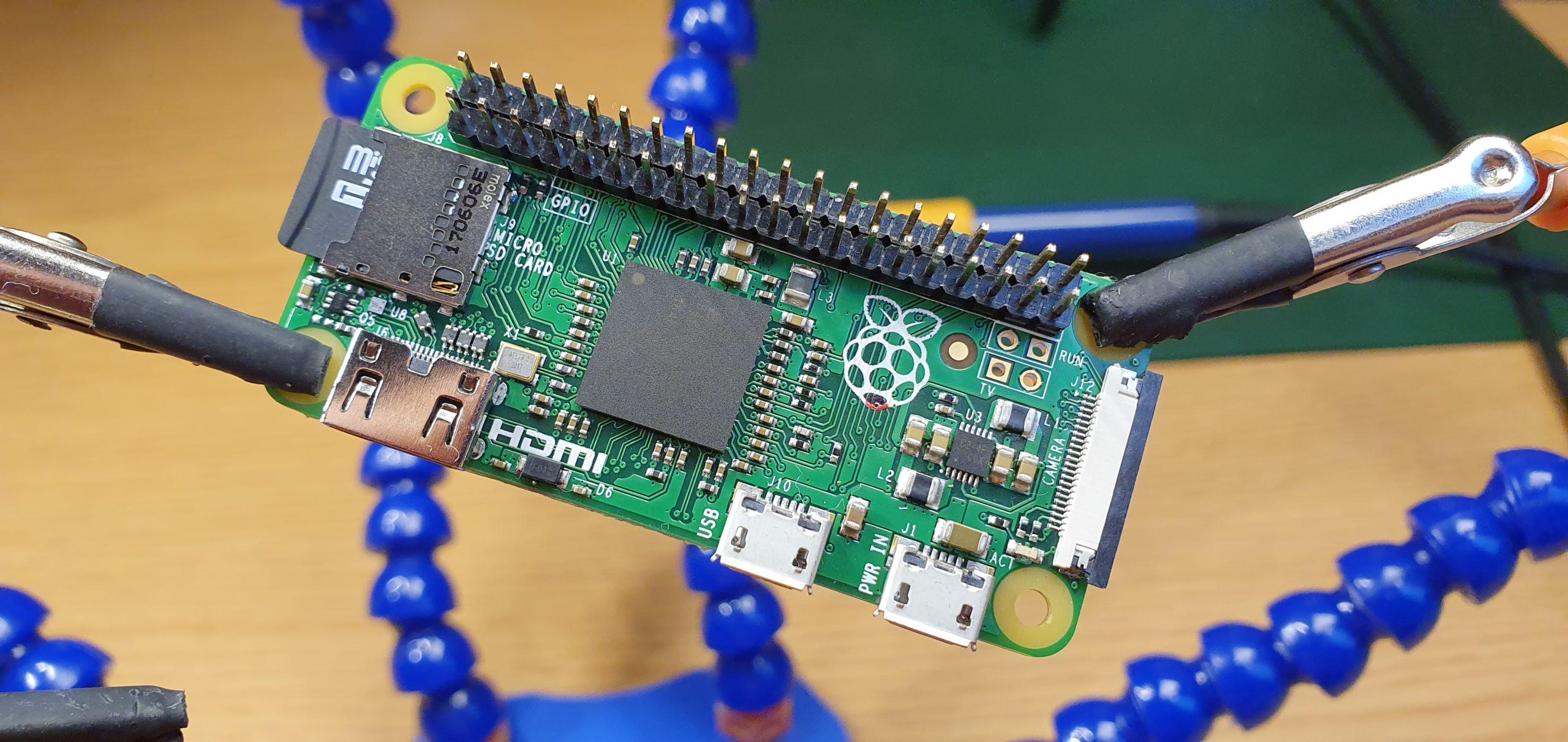 Raspberry Pi Zero Header